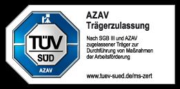 AZAV Trägerzulassung